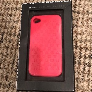 Marc by Marc Jacobs iPhone cover